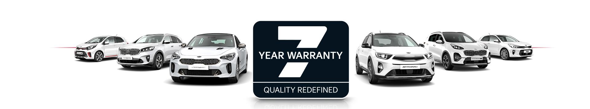 7 Year Kia Warranty