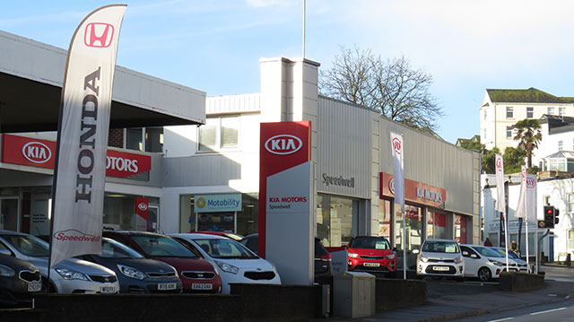 Speedwell Kia Footer Location Image